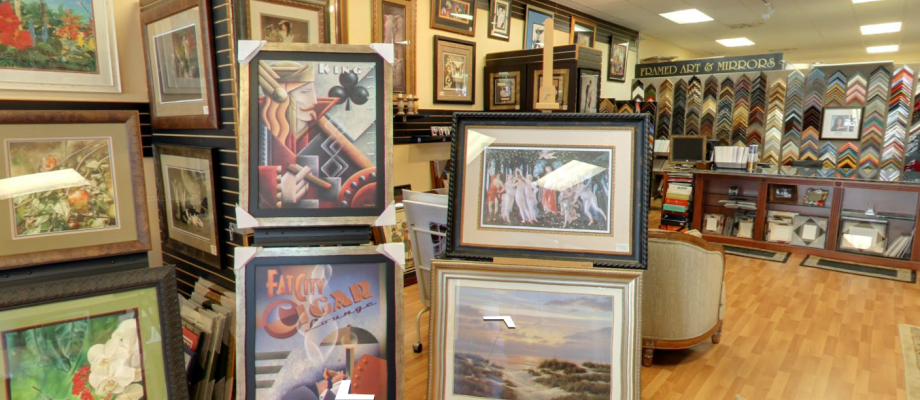 Art & Framing Gallery - Byers Choice | Picture Perfect